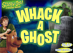 Whack a ghost