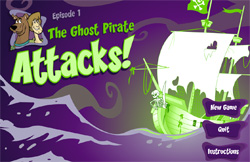 Ghost pirate